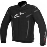 Alpinestars T-GP Plus R V2 Chaqueta Textíl Negro/Gris S