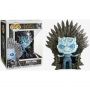 Funko Pop Night King Iron Throne de Game of Thrones
