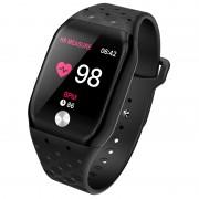 B59 Fitness Tracker Smart Band Watch Bracelet Wristband Blood Pressure Heart Rate Monitoring - Black