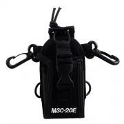 Aoer Motorola Radio Case Nylon Handsfree Holder Msc 20 E Gp340 Gp328 Gp68 Gp88