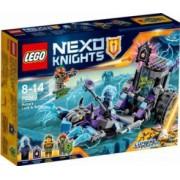 LEGO NEXO KNIGHTS - MASINA LOCK & ROLLER A RUINEI 70349