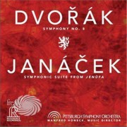 Video Delta Dvorak - Symphony No. 8 / Symphonic Suite From - SACD