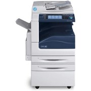 Xerox WorkCentre 7835i A3 Color Laser Multifunction Printer - 35ppm, Copy, Print, Scan, Internet Fax, Network, 2 Trays, Stand (Renewed)