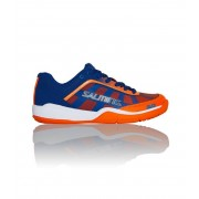 Salming Falco Kid Blue/Orange 34 2/3