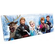 Puzzle mozaic - Disney Frozen, 21 piese