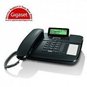 Gigaset DA710 Corded Landline Phone Black