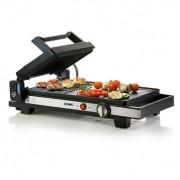 Plancha grill 3 en 1 2200 W DO9238G Domo