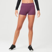 Power Shorts - L - Mulberry