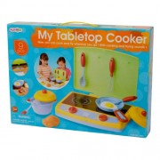 Playgo My Tabletop Cooker 9-Piece