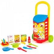 Детска количка с прибори за готвене Dolu, 8690089041081