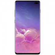 Смартфон Samsung Galaxy S10+ (SM-G975F), Dual SIM, LTE, 8GB/128GB памет, 6.4 инча (3040x1440), черен, SM-G975FZKDBGL