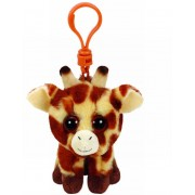 Breloc Boos Girafa Peaches, 8.5 cm