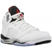 Nike Air Jordan 5 Retro BG White