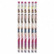Set 6 creioane cu guma sters Soy Luna