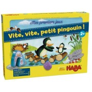 Haba Mes premiers jeux : Vite, vite, petit pingouin !