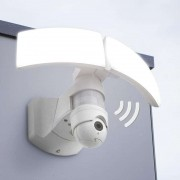 LED outdoor wall lamp Libra Cam with camera