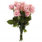Boeket Roos Pink Avalanche Medium (15 stuks)