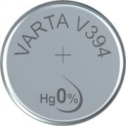 Baterie buton oxid de argint 394, 1,55 V, 67 mAh, Varta