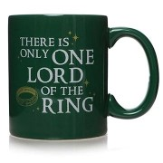 The Lord of the Rings - Only One Lord - kerámia bögre