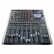Soundcraft SI Performer 1 con DMX512 Port, 16 Fader
