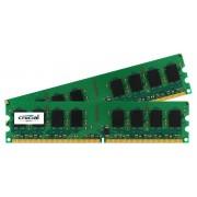 Crucial 4GB DDR2 4GB DDR2 800MHz memoria