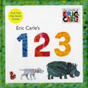 Eric Carle's 123, Hardcover