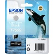 Epson Cartuccia d'inchiostro light nero C13T76094010 T7609 12000 pagine 25.9ml UltraChrome HD