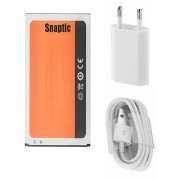 Snaptic Li Ion Polymer Replacement Battery for Gionee Pioneer P2S with USB Travel Charger