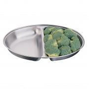 Olympia Oval 20 Vegetable Dish