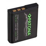 Sony Cybershot DSC-H3 / DSC-H3B akkumulátor - 960mAh (3.6V)