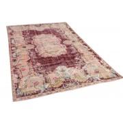 Rozenkelim Vintage vloerkleed rood nr:23291 292cm x 177cm