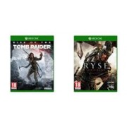Pachet Rise of the Tomb Raider + Ryse Son of Rome Legendary Edition Xbox One