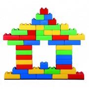 Set de construit mare 36 piese King Kids