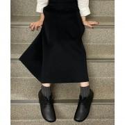 カンペール CAMPER RIGHT NINA / ブーツ ハイカット プレーン フラット (ブラック) レディース