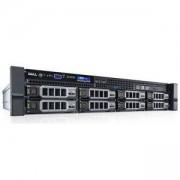 Сървър Dell PowerEdge R530, Intel Xeon E5-2620v4 (2.1GHz, 20M), 16GB RDIMM, 120GB SSD, PERC H730 1GB Cache, iDRAC8 Enterprise, PER530C2