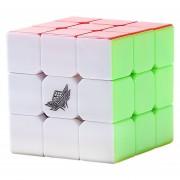 Cubo Magico Rompecabezas Cyclone Boys FeiWu 3x3x3-multicolor