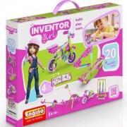 Конструктор Енджино Изобретател 20 модела за момичета, 150057