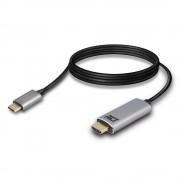 ACT USB-C naar HDMI 4K kabel 1,8m