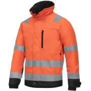 Snickers 1130 AllroundWork Varseljacka orange Strl L