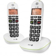 Doro PhoneEasy 100w m/2 telefoner