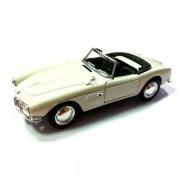 Macheta Masina BMW 507 1957 BBURAGO Scara 1:32 Crem