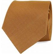 Krawatte Seide Gold Motiv - Gold