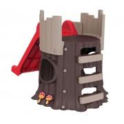 Milani Home TREEHOUSE - casetta per bambini con scivolo