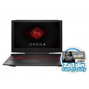 "Laptop HP Omen 15-ce012nm 15.6""FHD AG,Intel i7-7700HQ/8GB/256GB SSD/GTX 1060 6GB"