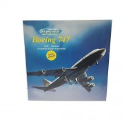 Schabak Boeing 747 Diecast 1:250 Scale Accurately Detailed Supermodel 850/105 China Airlines Airplane Replica