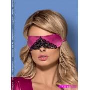 Maschera in raso Satinia mask Pink
