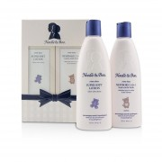 Noodle & Boo Newborn Gift Set: Newborn 2-in-1 Hair & Body Wash 237ml/8oz + Super Soft Lotion - For Face & Body 237ml/8oz 2pc