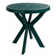 Baštenski sto Agile, tamno zelena