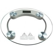Right Choice 6 - 8 Mm Thick Digital Tempered Glass Weight Scale Weighing Scale(Silver)
