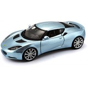 Bburago 1:24 Star Lotus Evora S IPS, Metallic Blue